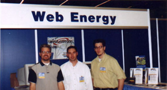 webenergy Montreal halifax computer it managed services website design hosting