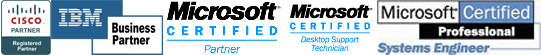 microsoft certified mcse ibm cisco halifax